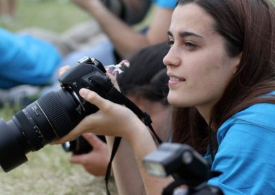 Una fotografa per villaggi e turismo