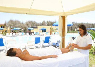 Lavoro come massaggiatore presso villaggi turistici