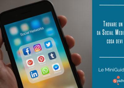 altri servizi - social media