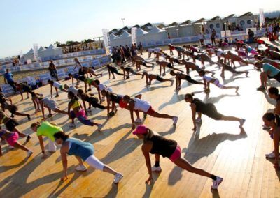 Fitness di gruppo